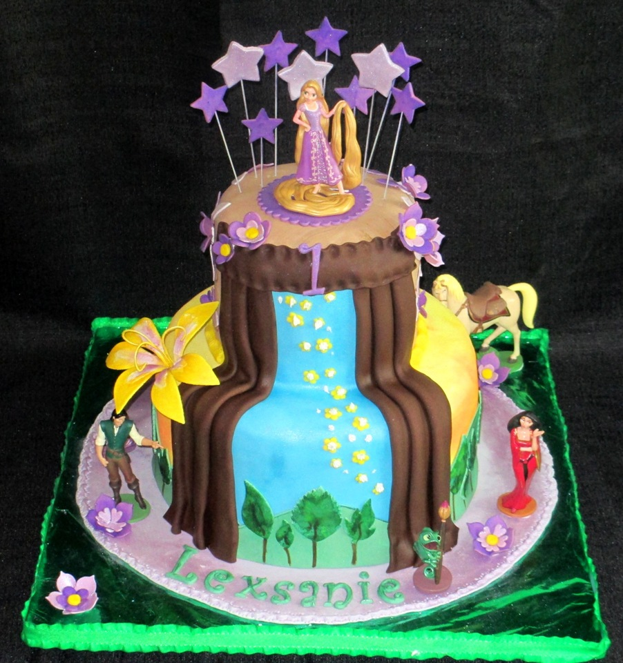 Disney World Birthday Cake Photos