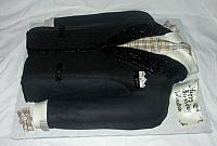 Men's Suit Jacket with Burberry