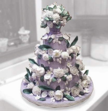 Custom Wedding Cakes Rochester New York created by Tanya. Wedding ...